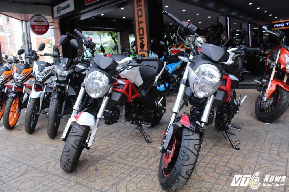Su that ve 'sieu xe' Ducati Monster 110 gia 30 trieu dong o Viet Nam hinh anh 7