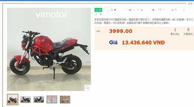 Ducati Viet Nam khang dinh Monster 110 gia 30 trieu dong la hang nhai hinh anh 3
