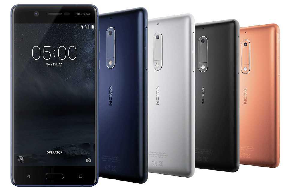 Nokia tro lai thi truong smartphone voi Nokia 3 va Nokia 5 hinh anh 1