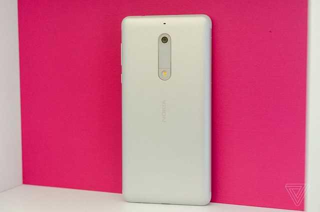 Nokia tro lai thi truong smartphone voi Nokia 3 va Nokia 5 hinh anh 4