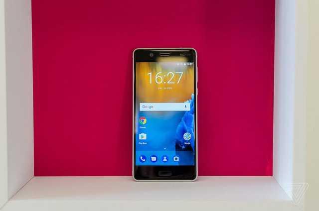 Nokia tro lai thi truong smartphone voi Nokia 3 va Nokia 5 hinh anh 2