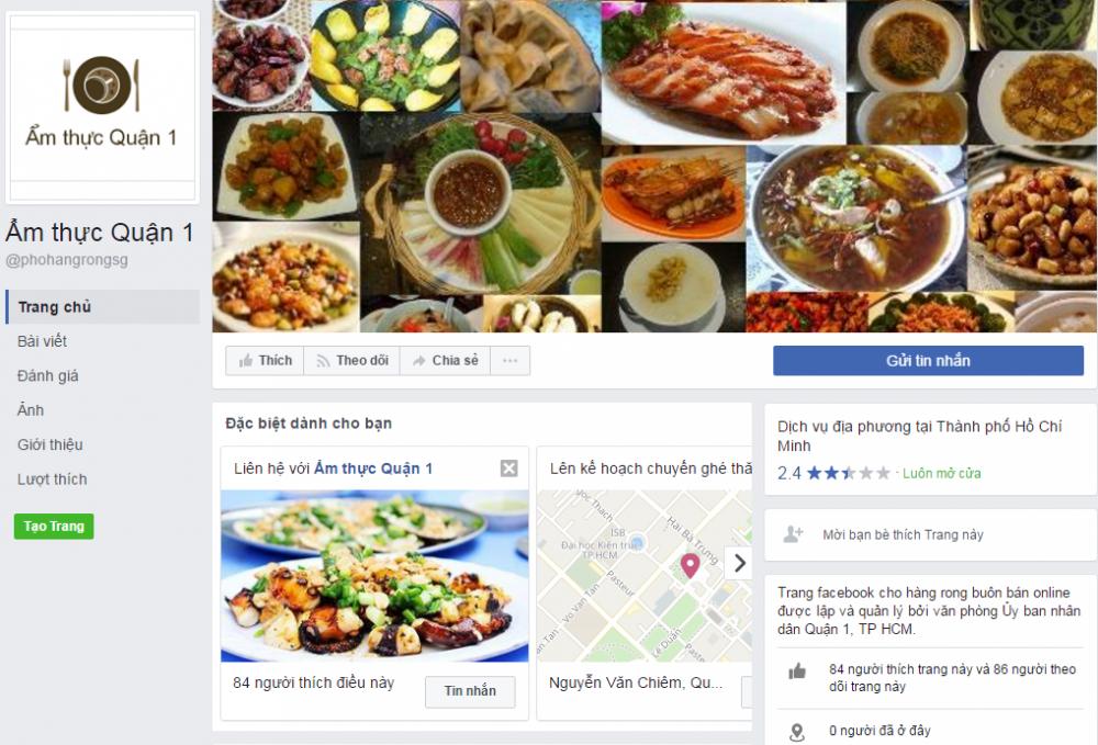 Cuoc chien dep 'cuop' via he: Lap facebook cho hang rong buon ban co kha thi? hinh anh 1
