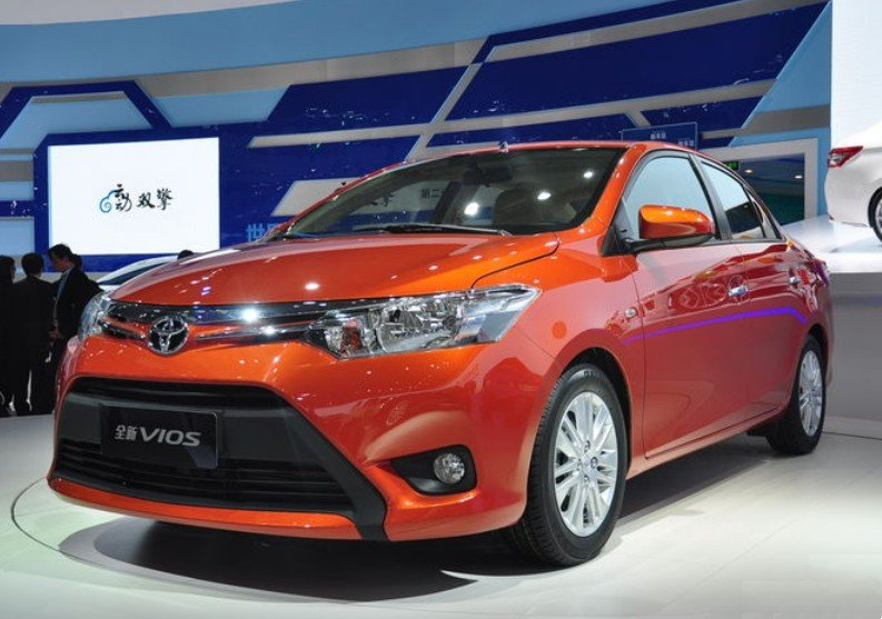 Toyota Vios 'pha dao' thi truong xe hoi thang 3 hinh anh 1