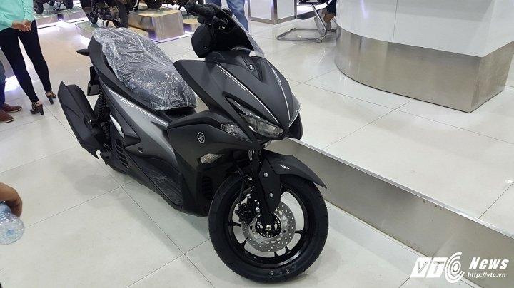 Yamaha NVX het sot, Honda SH miet mai giam gia hinh anh 1