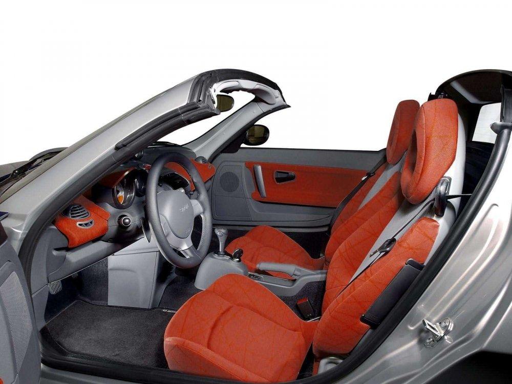 'Cua hiem' Smart Roadster gia 340 trieu dong: Ti hon nhu o to mo hinh hinh anh 8