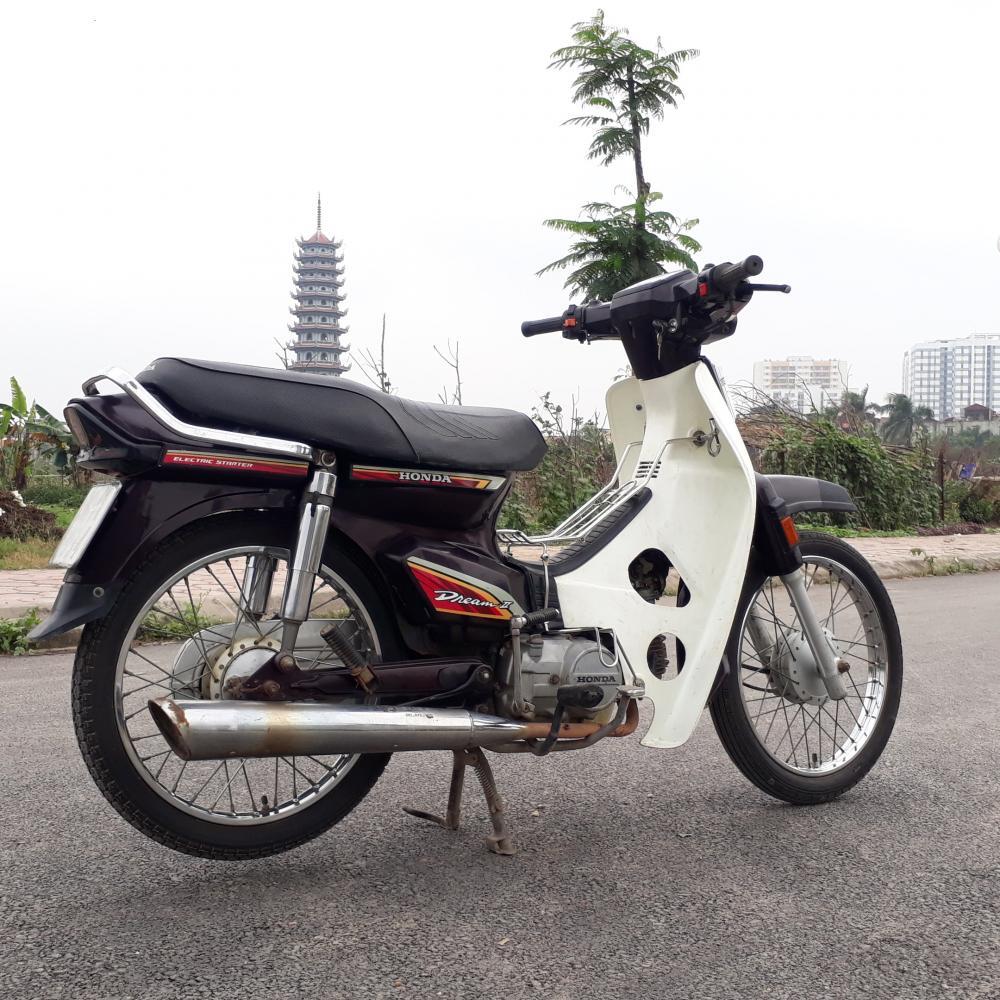 Loan gia xe Honda Dream Thai: '5 trieu cung duoc, 100 trieu cung co' hinh anh 1