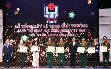 45 cong trinh xuat sac nhan giai thuong Sang tao Khoa hoc Cong nghe Viet Nam nam 2016 hinh anh 1
