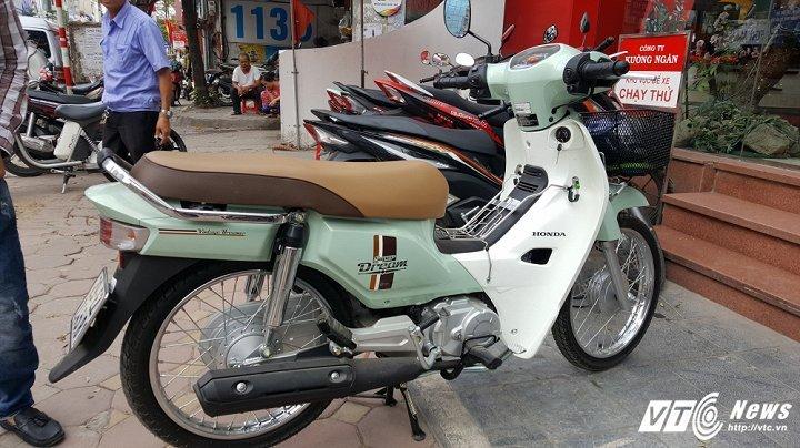 Honda Super Dream 110 bi khai tu tai Viet Nam la do gay o nhiem moi truong? hinh anh 1