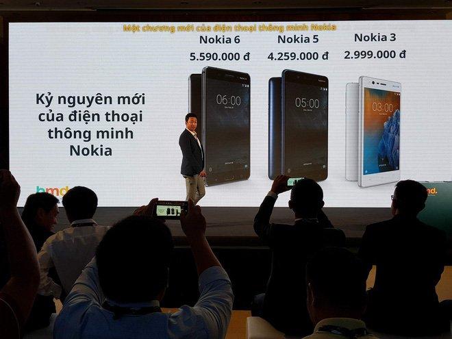 Can canh Nokia 6 duoc ban chinh thuc tai Viet Nam gia 5,59 trieu dong hinh anh 10