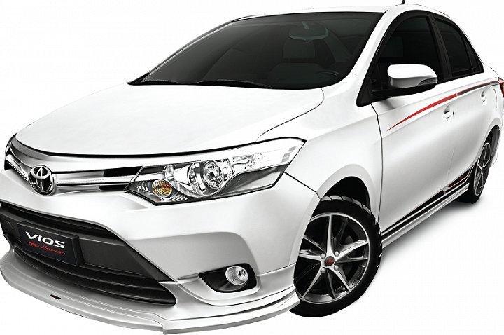 Sau giam gia, Toyota Vios ban ra cao gap doi so voi thang truoc hinh anh 1