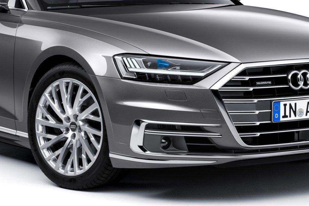 Audi A8 2018 - su cho doi 'dang dong tien bat gao' hinh anh 2