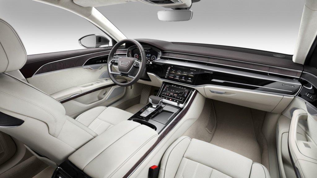 Audi A8 2018 - su cho doi 'dang dong tien bat gao' hinh anh 7