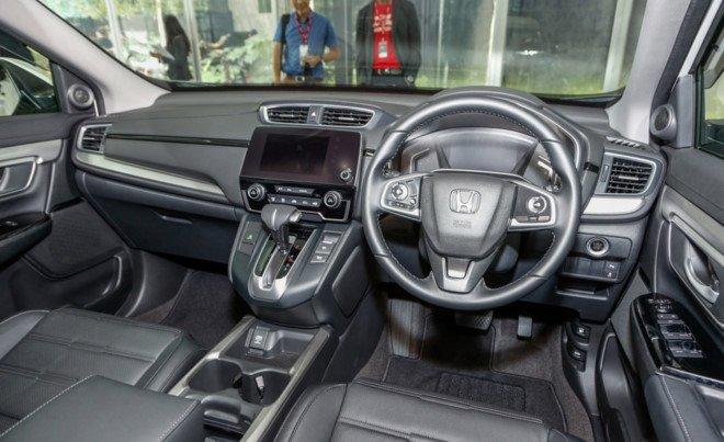 Honda gioi thieu CR-V 2017 co gia ban khoang 760 trieu dong hinh anh 2