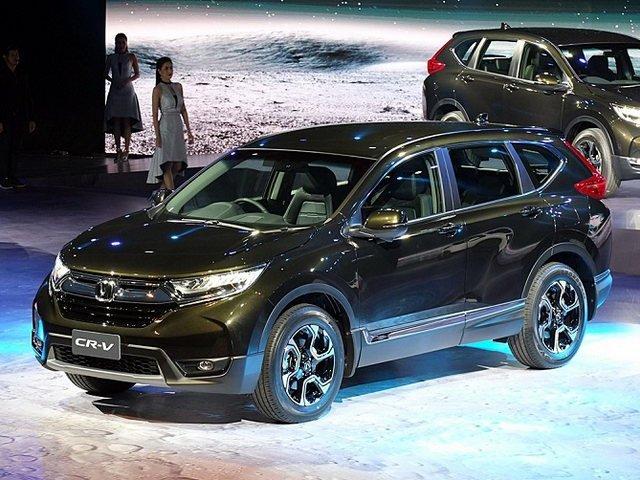 Honda CR-V 7 sap ve Viet Nam, gia ban la 1,1 ty dong? hinh anh 2