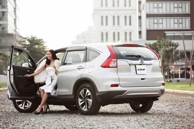 Honda Viet Nam: Hien tai chua co ke hoach voi ban CR-V 7 cho hinh anh 2