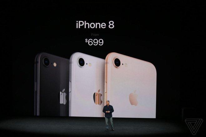 Chuyen gia cong nghe: 'iPhone X se lam lu mo bo doi iPhone 8/8 Plus' hinh anh 4