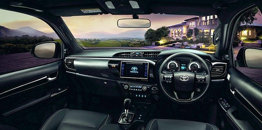 Mau ban tai Toyota Hilux Revo 2018 ban chinh thuc tai Thai Lan chi 466 trieu dong hinh anh 2