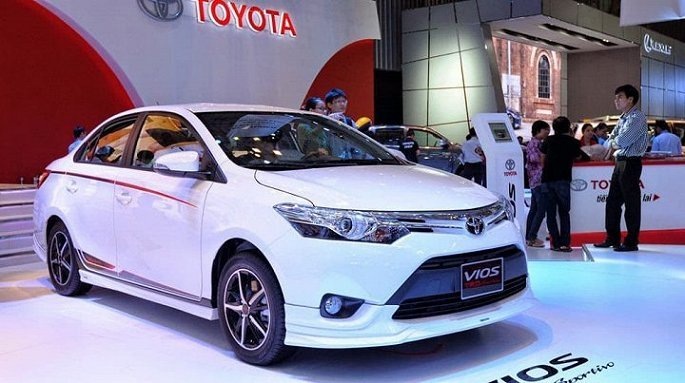Nguoi Viet Nam thich xe Nhat, 'cuong' Toyota? hinh anh 3