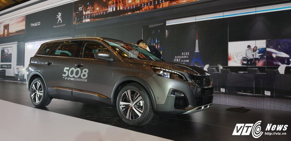 Can canh mau SUV 7 cho 'sang chanh' Peugeot 5008 gia 1,389 ty dong hinh anh 1