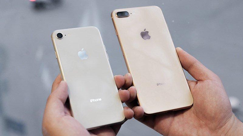iPhone 8 Plus Lock ve Viet Nam, re hon hang chinh hang toi 8 trieu dong hinh anh 1