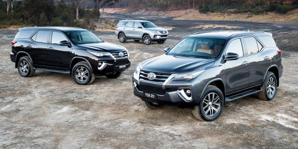 Toyota Fortuner bat ngo e am, 'bay' khoi top 10 mau xe ban chay nhat Viet Nam hinh anh 1