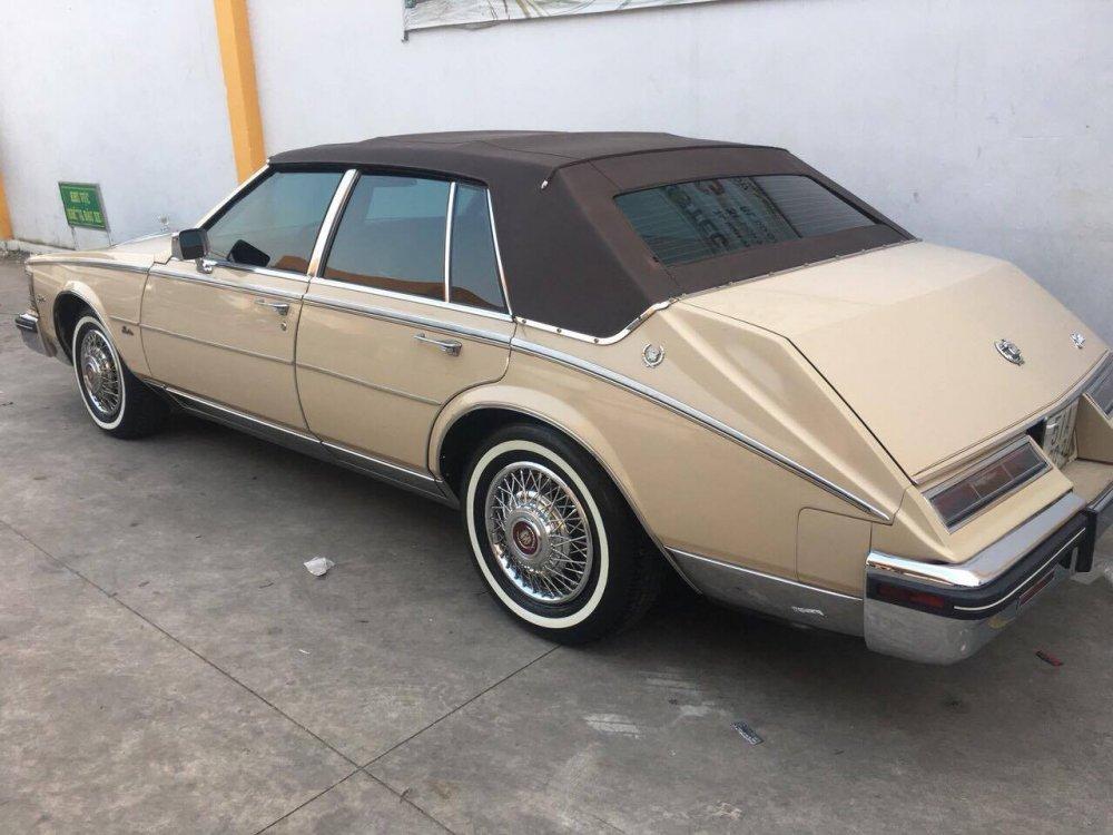 Chiem nguong mau o to Cadillac doi 1984 rao ban toi 1,5 ty dong o TP.HCM hinh anh 3