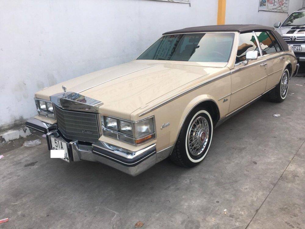 Chiem nguong mau o to Cadillac doi 1984 rao ban toi 1,5 ty dong o TP.HCM hinh anh 1