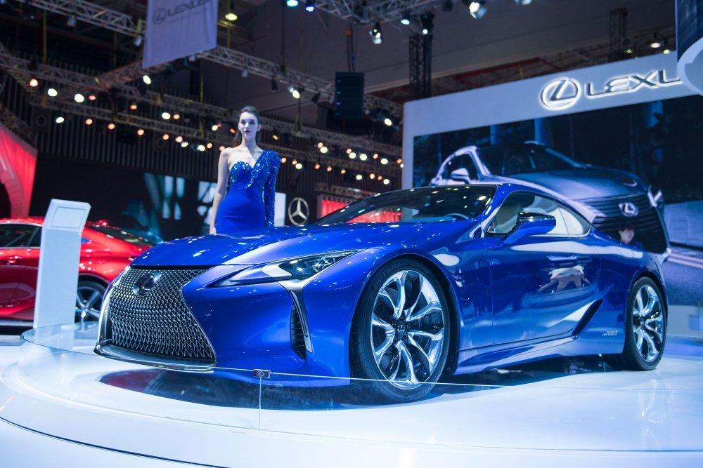Lexus lõ lón tại Viẹt Nam, 3 tháng lien tiép kinh doanh chạt vạt hinh anh 1