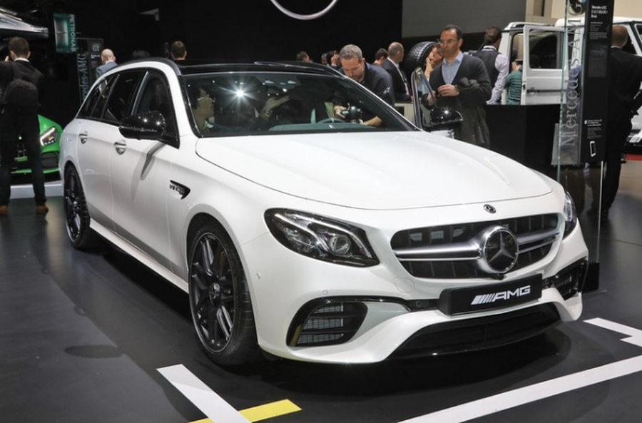 Mercedes-AMG E63 S Wagon ra mat phien ban 2018, gia ban khoi diem tu 2,5 ty dong hinh anh 1