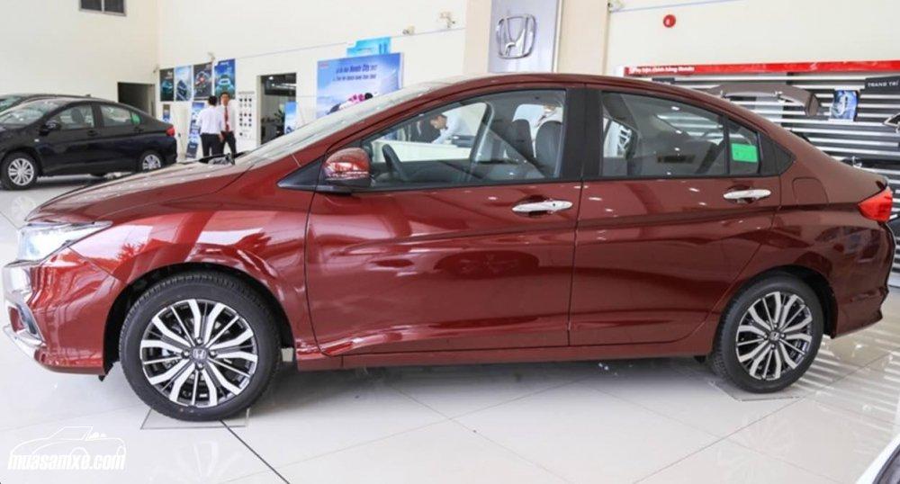Honda City mo man dot giam gia dau tien trong nam 2018 hinh anh 1