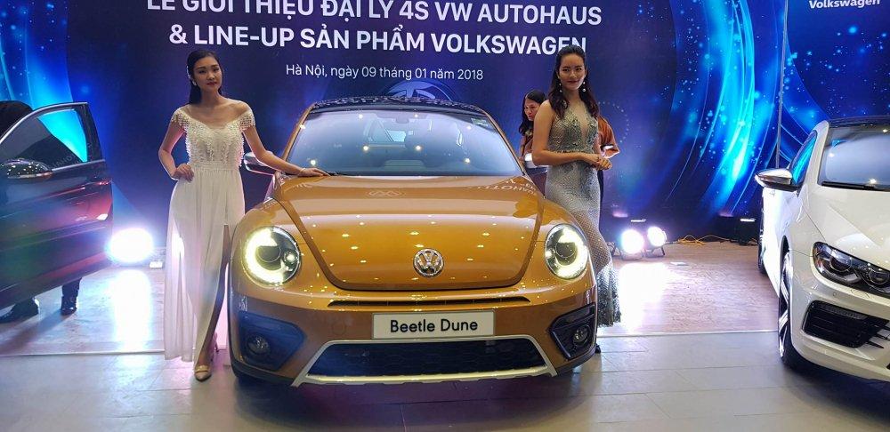 Volkswagen Viet Nam ra mat dai ly 4S VW AutoHaus tai Ha Noi hinh anh 2