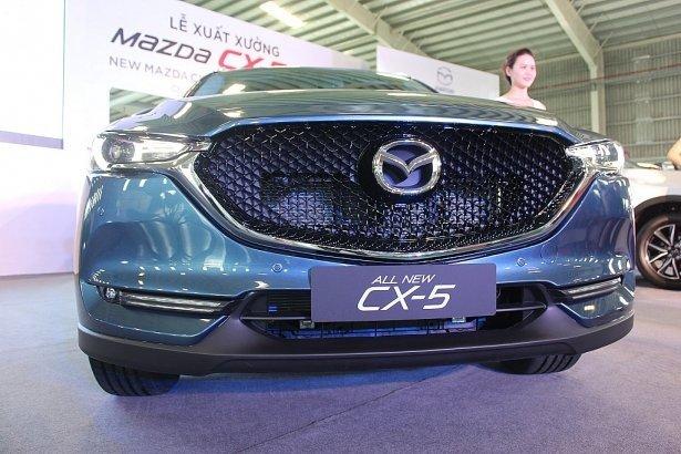Gia xe Mazda CX-5 se giam trong thoi gian toi? hinh anh 2