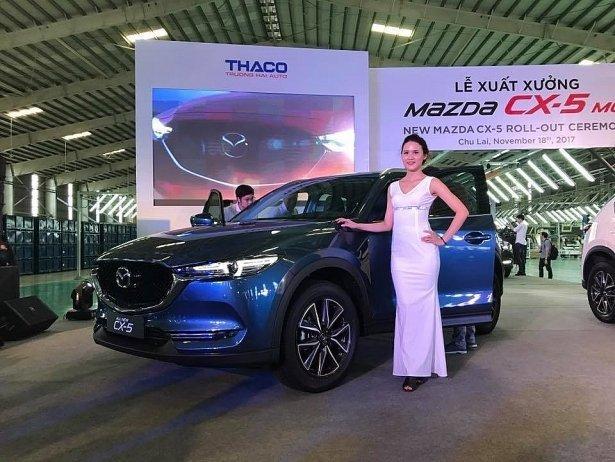 Gia xe Mazda CX-5 se giam trong thoi gian toi? hinh anh 1