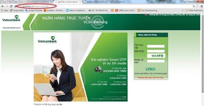 Tran lan website gia mao, tung tin don nham, song tren xuong mau bao chinh thong hinh anh 2