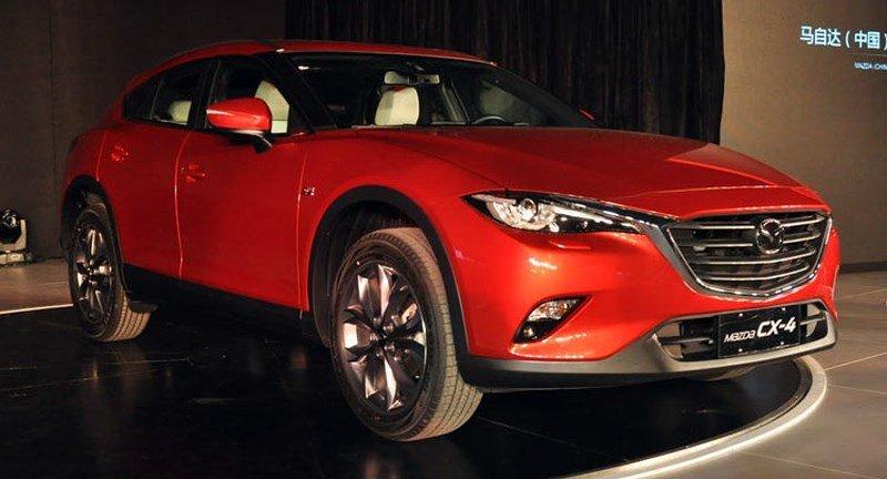 Bat ngo gia Mazda CX-4 vua cong bo chi 500 trieu dong hinh anh 2