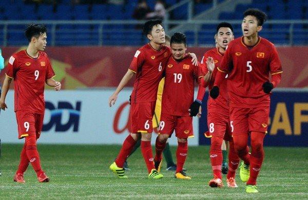 Ket qua U23 Viet Nam vs U23 Qatar: Hap dan tran ban ket U23 Chau A hinh anh 9