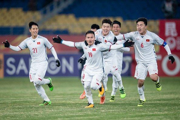 U23 Viet Nam nhan 'con mua tien thuong' sau thang loi lich su hinh anh 1