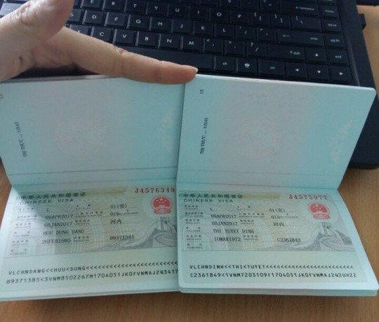 Xin visa di Trung Quoc xem U23 Viet Nam da chung ket U23 chau A the nao? hinh anh 1