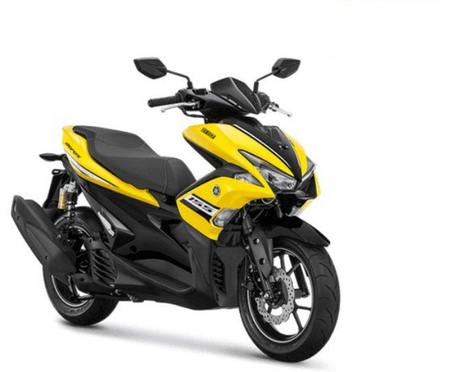 Yamaha Aerox 155 R-Version gay sot gia 44,6 trieu dong hinh anh 2