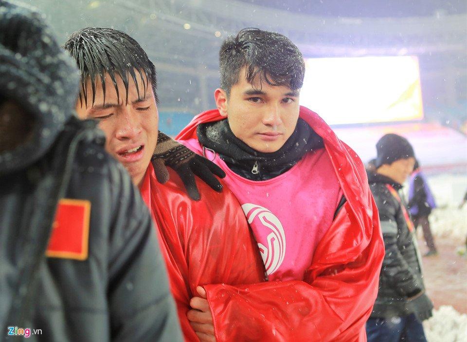 Doi tuyen U23 Viet Nam 'dot chay' mang xa hoi Han Quoc hinh anh 2