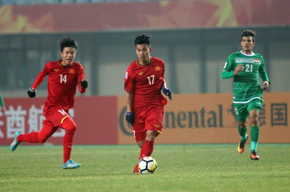 Hang loat doanh nghiep thuong cong khai cho U23 Viet Nam hinh anh 1