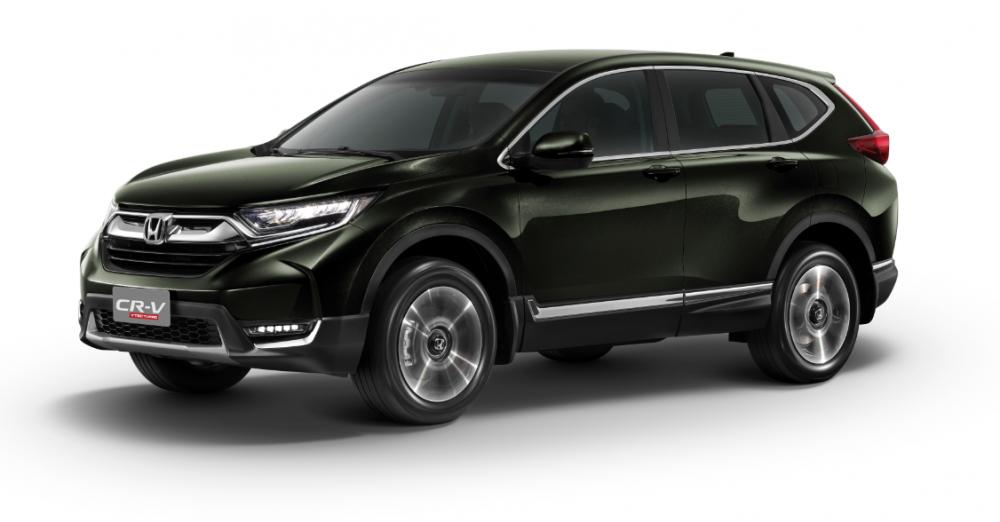 Honda CR-V 7 cho doi gia 150 trieu dong van 'chay hang', ban duoc 700 xe trong thang 1 hinh anh 1