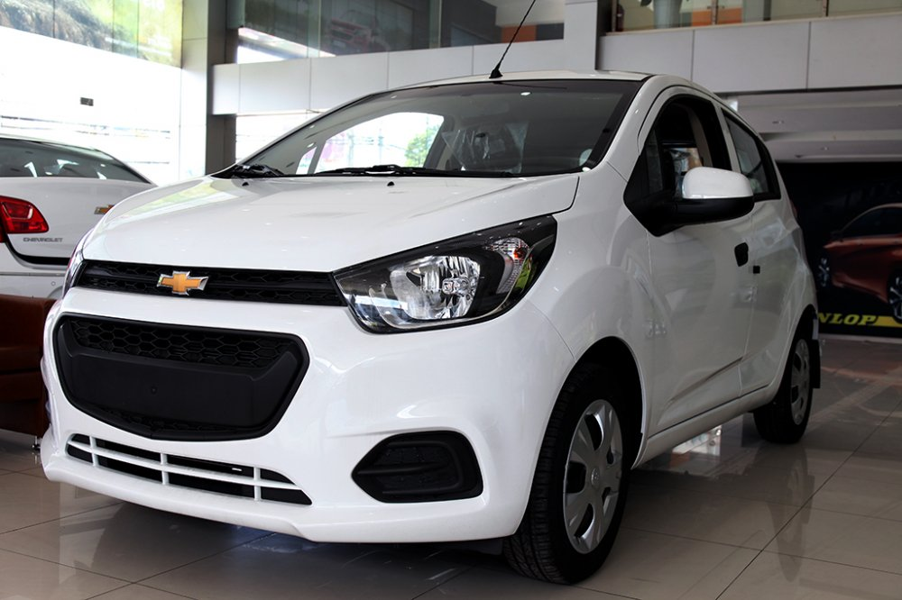 Chevrolet tiep tuc giam manh tay, mau o to re nhat thi truong Viet Nam chi 269 trieu dong hinh anh 1