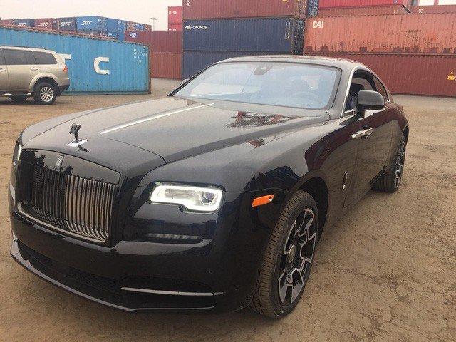 Choang ngop ve dep sieu sang Rolls-Royce Wraith Black Badge co gia khong duoi 30 ty dong hinh anh 4