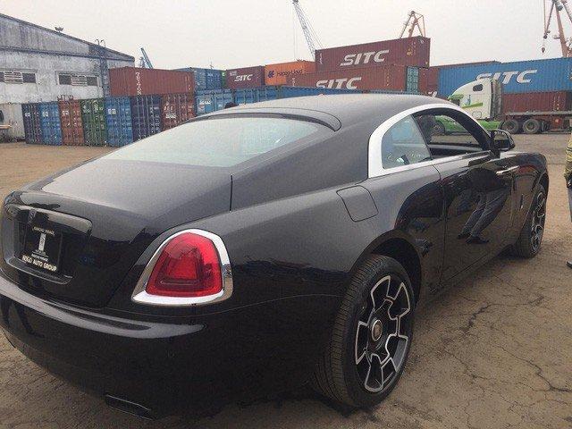 Choang ngop ve dep sieu sang Rolls-Royce Wraith Black Badge co gia khong duoi 30 ty dong hinh anh 5