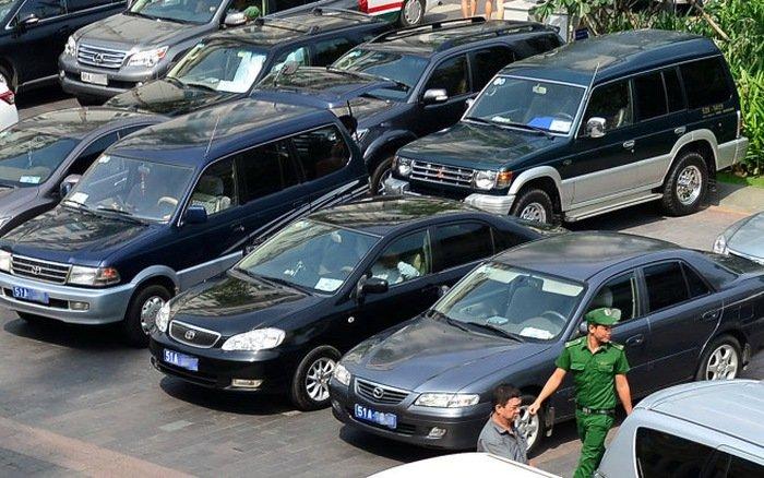 Tong Cuc Duong bo dau gia o to cong chi 12 trieu dong: Thanh ly xe hay ban sat vun? hinh anh 1