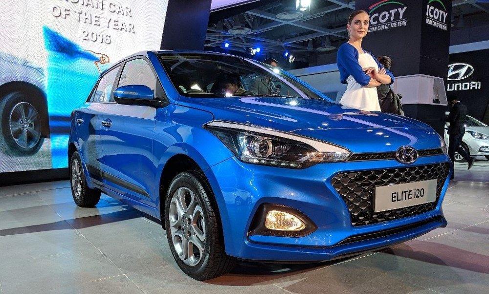 Hyundai i20 2018 ra mat, gia ban chi tu 188 trieu dong hinh anh 1