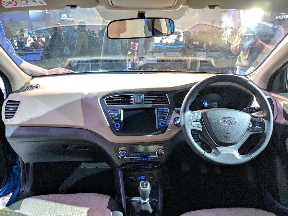Hyundai i20 2018 ra mat, gia ban chi tu 188 trieu dong hinh anh 3