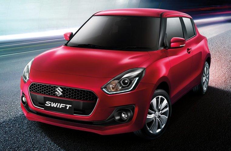 Suzuki Swift 2018 gia re ra mat Dong Nam A, gia chi tu 357 trieu dong hinh anh 1