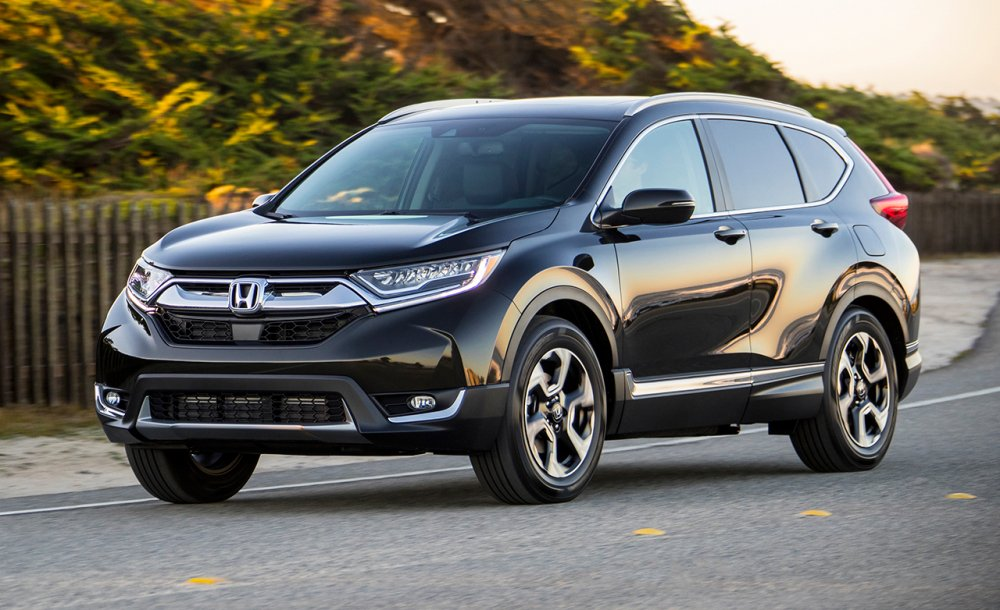 Thong tri phan khuc SUV nhap khau, vi sao Honda CR-V lai tang gia lan thu 2? hinh anh 1